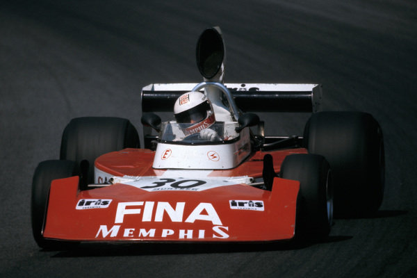Dieter Quester, Surtees TS16 Ford.