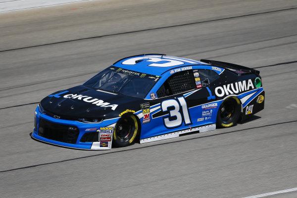 #31: Ryan Newman, Richard Childress Racing, Chevrolet Camaro