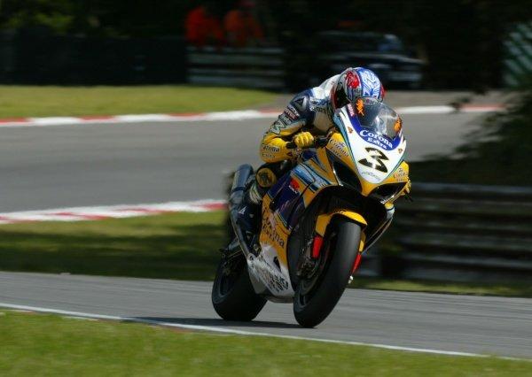 2007 World Superbike Championship. Brands Hatch, England. 3rd - 5th August 2007. Max Biaggi, Suzuki GSXR1000 K7, action. World Copyright: Kevin Wood/LAT Photographic ref: Digital Image