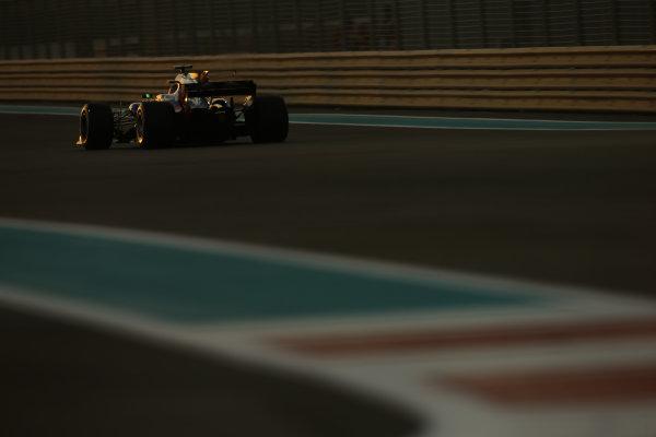 Round 20 - Abu Dhabi Grand Prix