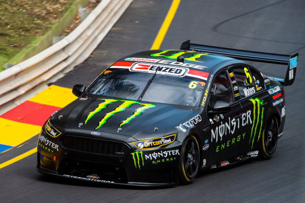 2018 Supercars Championship Adelaide 500, Adelaide, South Australia, Australia Friday 2 March 2018  #6 Cameron Waters (Aust) Monster Energy Racing  World Copyright: Dirk Klynsmith / LAT Images ref: Digital Image 2018VASC01-03319