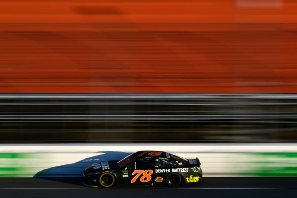 Monster Energy NASCAR Cup Series First Data 500 Martinsville Speedway, Martinsville VA USA Sunday 29 October 2017 Martin Truex Jr, Furniture Row Racing, Furniture Row/Denver Mattress Toyota Camry World Copyright: Scott R LePage LAT Images ref: Digital Image lepage-171029-mart-8898