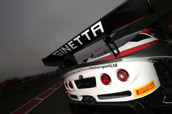 2016 British GT Championship, Media Day, Snetterton, 15 March 2016. David Pattison / Luke Davenport Tolman Motorsport Ginetta G55 GT3  World copyright. Ebrey/LAT Photographic