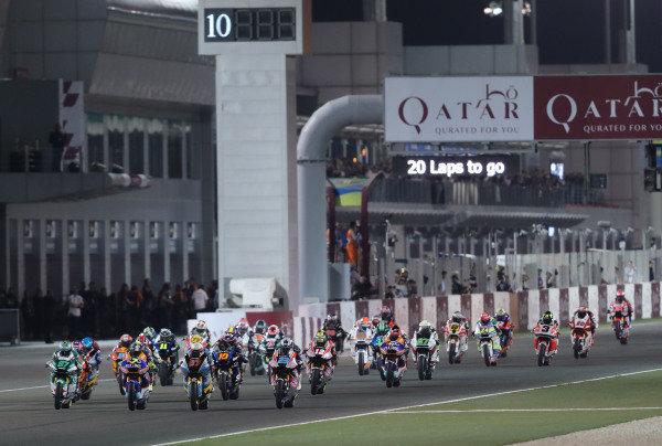 Remy Remy Gardner, SAG Racing Team, Lorenzo Baldassarri, Pons HP40, Xavi Vierge, Marc VDS Racing.