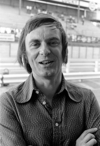 Bernie Ecclestone (GBR) Brabham owner South African GP, Kyalami, 4 March 1972