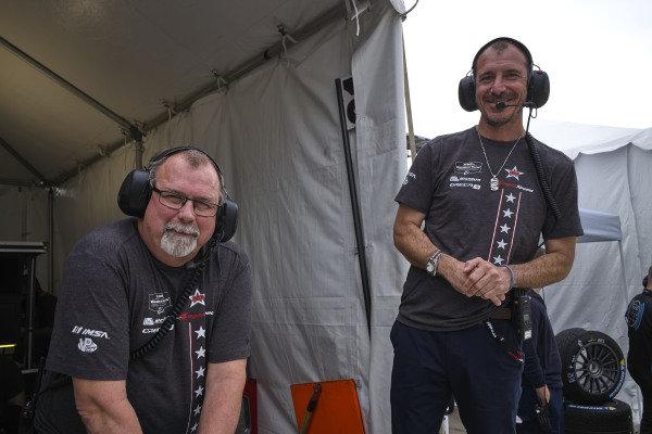 #81 DragonSpeed USA ORECA LMP2 07, LMP2: crew, Elton Julian