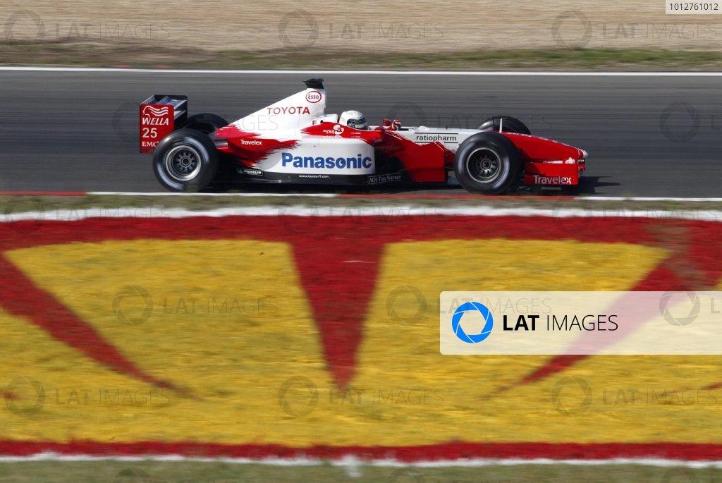 2002 European Grand Prix Grand Prix - Qualifying