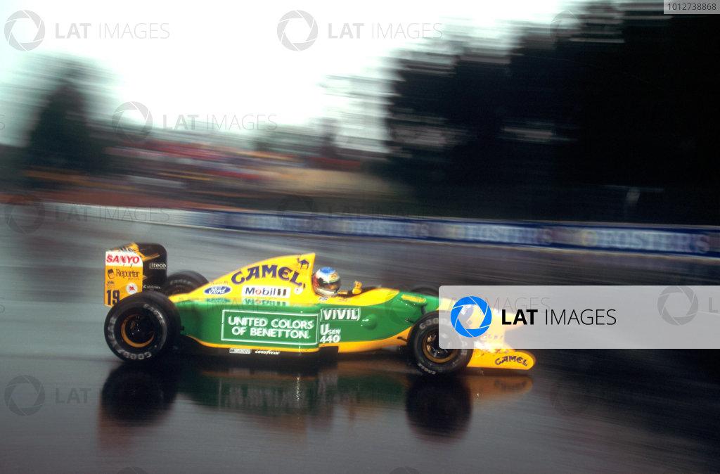 1992 Belgian Grand Prix