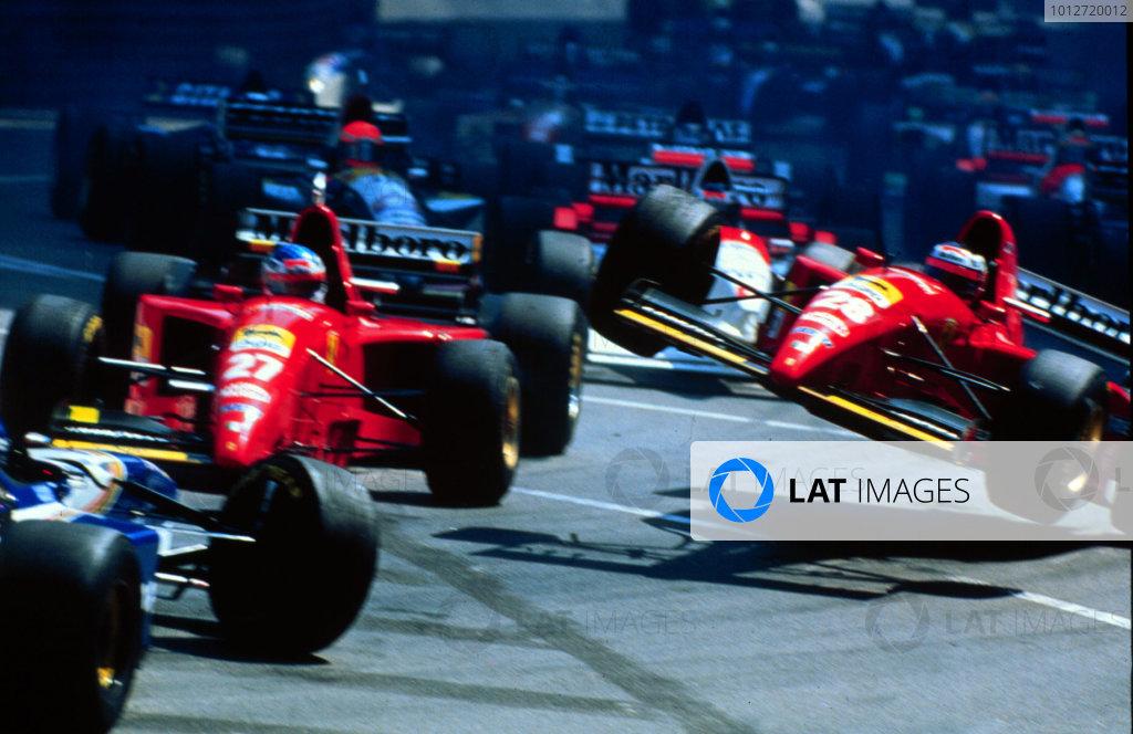 1995 Monaco Grand Prix.