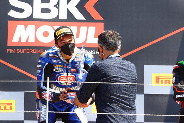 Toprak Razgatlioglu, PATA Yamaha WorldSBK Team.