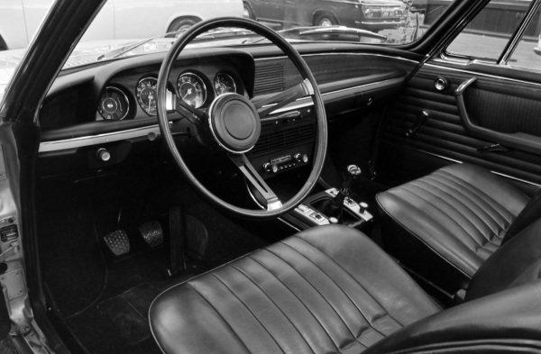 BMW 2002 interior?