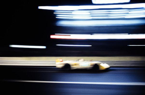 Rudi Lins / Dr. Helmut Marko, Martini International Racing Team, 908/02 LH.