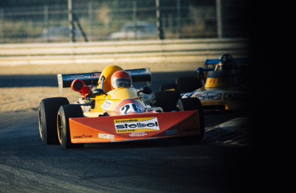 """""""Gimax"""" (Carlo Franchi), March 742 BMW."""