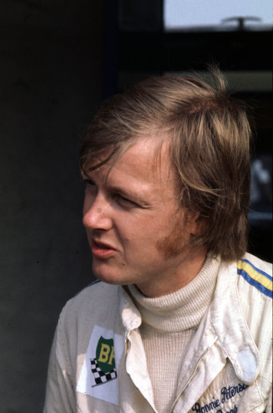 Ronnie Peterson (March 701-Ford), portrait.World Copyright: LAT Photographic.Ref:  P3A 17.