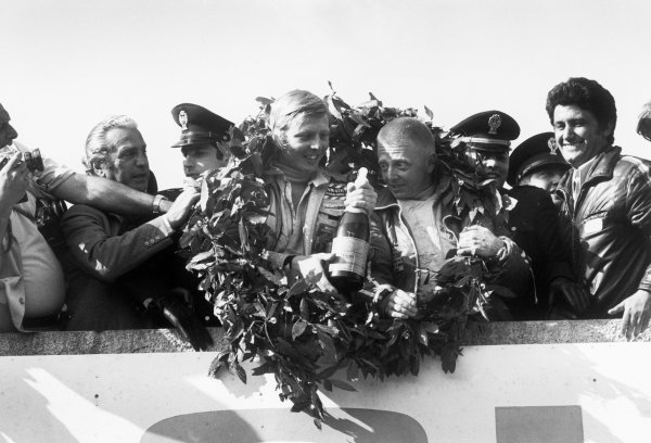 Little Madonie Circuit, Sicily, Italy. 13th May 1973.