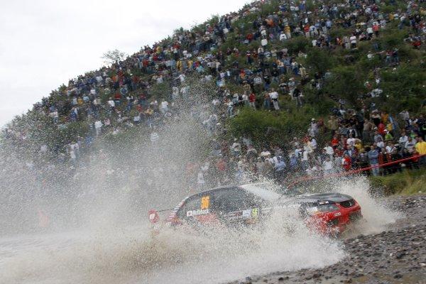 2008 FIA World Rally ChampionshipRound 04Rally Argentina 27-30 of MarchFumio Nutahara, PWRC Mitsubishi, ActionWorldwide Copyright: McKlein/LAT