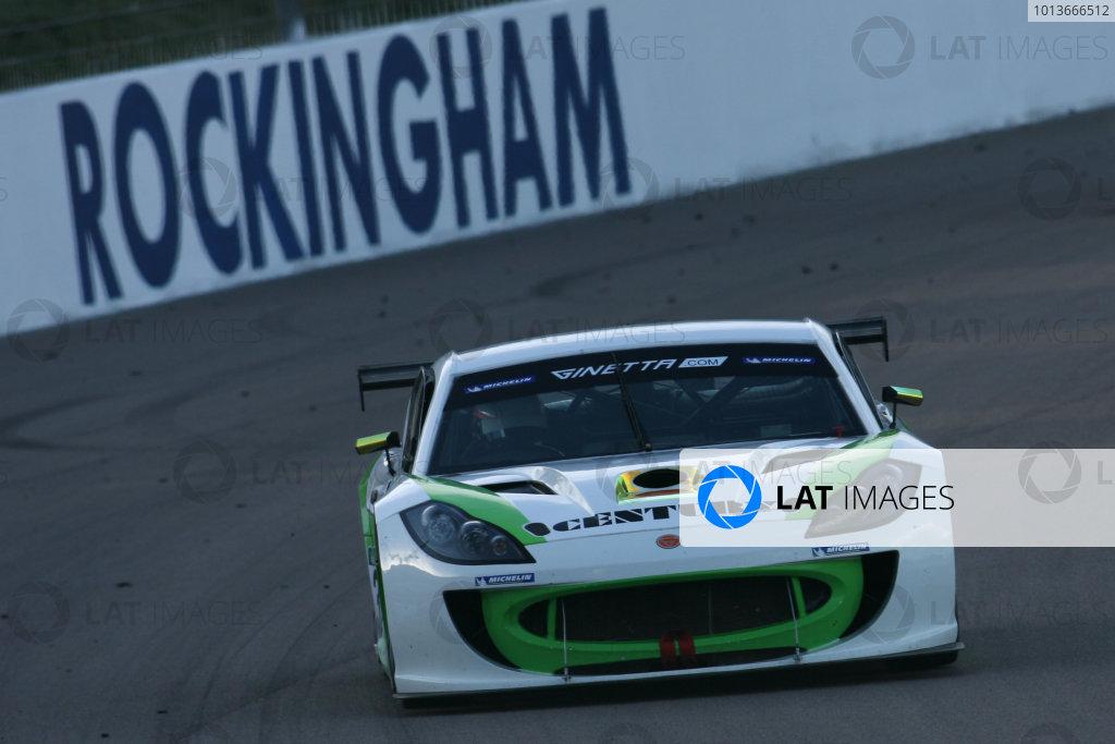 2011 Ginetta GT Supercup,
