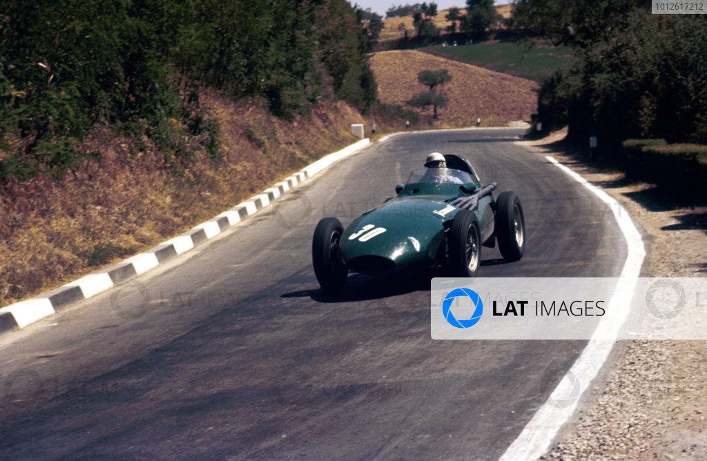 1957 Pescara Grand Prix.