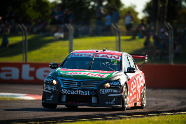 2017 Supercars Championship Round 7.  Townsville 400, Reid Park, Townsville, Queensland, Australia. Friday 7th July to Sunday 9th July 2017. Rick Kelly drives the #15 Sengled Racing Nissan Altima. World Copyright: Daniel Kalisz/ LAT Images Ref: Digital Image 070717_VASCR7_DKIMG_2160.jpg