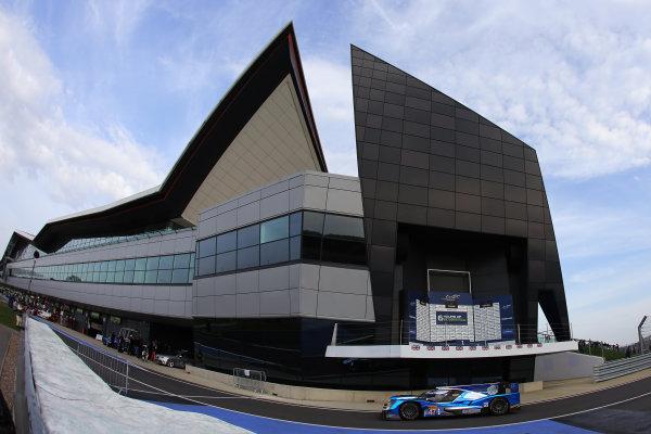 2015 FIA World Endurance Championship, Silverstone, England. 10th-12th April 2015 Matthew Howson (GBR) / Richard Bradley (GBR) / Nick Tandy (GBR) KCMG HKG D Oreca 05 - Nissan World copyright. Ebrey/LAT Photographic