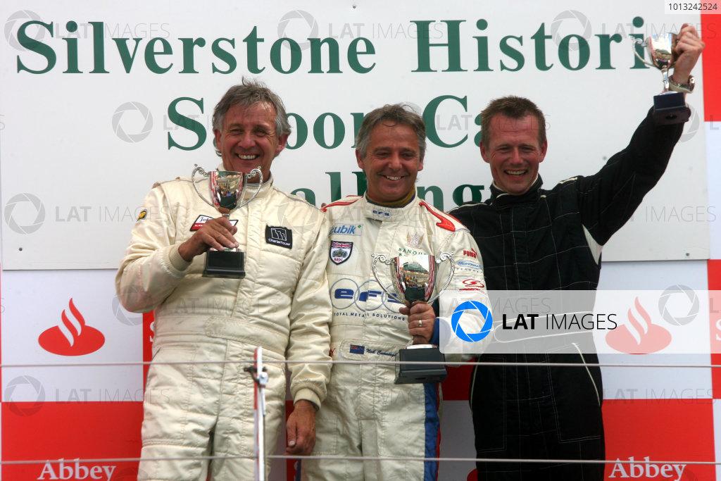 2008 British Grand Prix - Historic Saloon Car Challenge