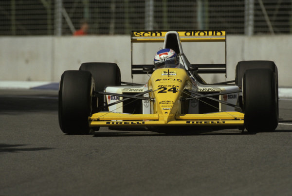 Formula 1 Minardi Photos (1990)