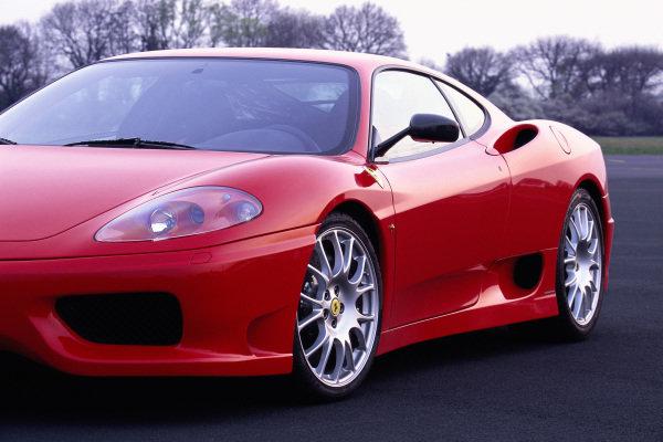 Ferrari 360 Challenge Stradale, 2003