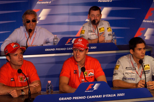 2001 Italian Grand Prix