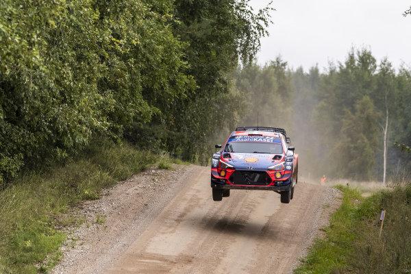 Craig Breen (IRE), Hyundai World Rally Team, Hyundai i20 Coupe WRC 2020