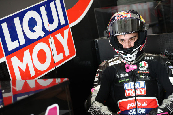 Tony Arbolino, Liqui Moly Intact GP.