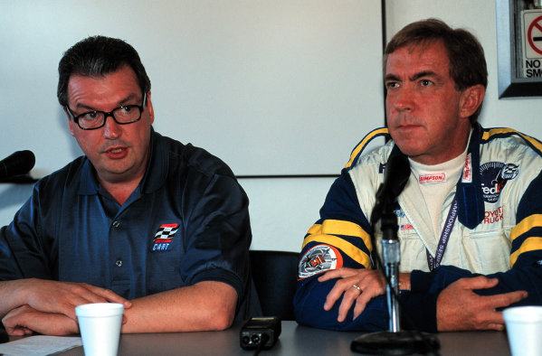 1999 CART Laguna Seca, Monterey California, USA