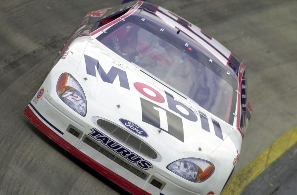Jeremy Mayfield on his way to 4th.NASCAR Food City 500 at Bristol Motor Speedway (Tenn)26 March, 2000LAT PHOTOGRAPHIC