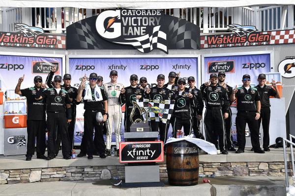 #22: Austin Cindric, Team Penske, Ford Mustang MoneyLion wins