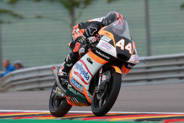Aron Canet, Max Racing Team.