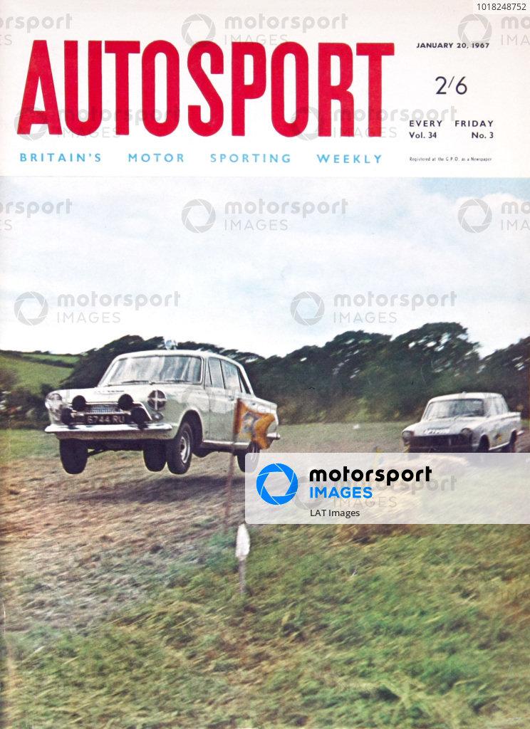 Autosport Covers 1967
