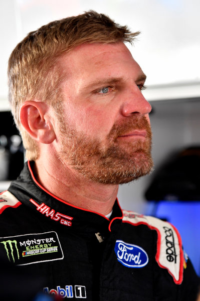 Monster Energy NASCAR Cup Series Ford EcoBoost 400 Homestead-Miami Speedway, Homestead, FL USA Friday 17 November 2017 Clint Bowyer, Stewart-Haas Racing, Haas Automation Ford Fusion World Copyright: Rusty Jarrett LAT Images