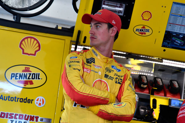 Monster Energy NASCAR Cup Series Ford EcoBoost 400 Homestead-Miami Speedway, Homestead, FL USA Friday 17 November 2017 Joey Logano, Team Penske, Ford Fusion World Copyright: Rusty Jarrett LAT Images