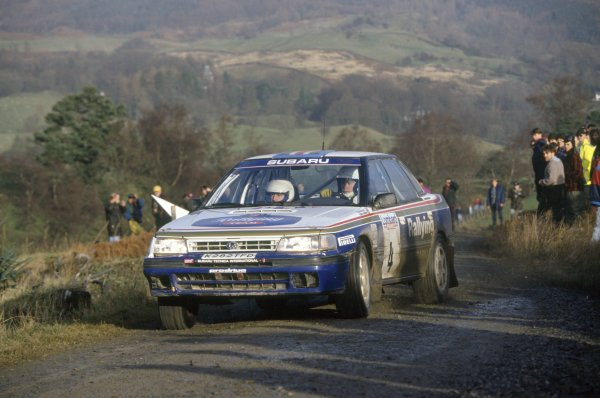 1992 World Rally Championship.