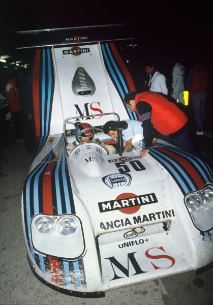 1982 Le Mans 24 hours.