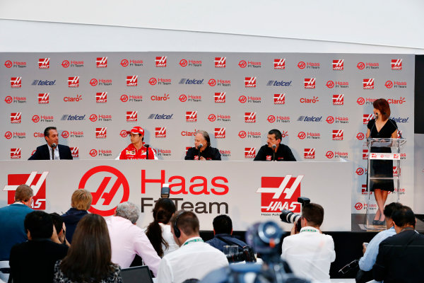 Autodromo Hermanos Rodriguez, Mexico City, Mexico.