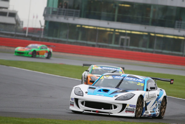 2017 Ginetta GT4 Championship, Silverstone, Northants, UK. 16th-17th September 2017 Paul Taylor (GBR) World copyright. JEP/LAT Images