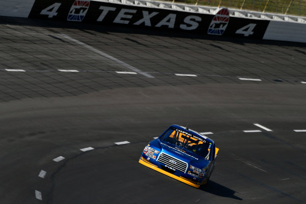 NASCAR Camping World Truck Series winstaronlinegaming.com 400 Texas Motor Speedway, Ft. Worth, TX USA Thursday 8 June 2017 Chase Briscoe, Cooper Standard Ford F150 World Copyright: Scott R LePage LAT Images ref: Digital Image lepage-170608-TMS-0372