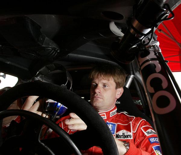 Marcus Gronholm ,Peugeot 206 WRC, Acropolis Rally 2003.Photo: McKlein/LAT