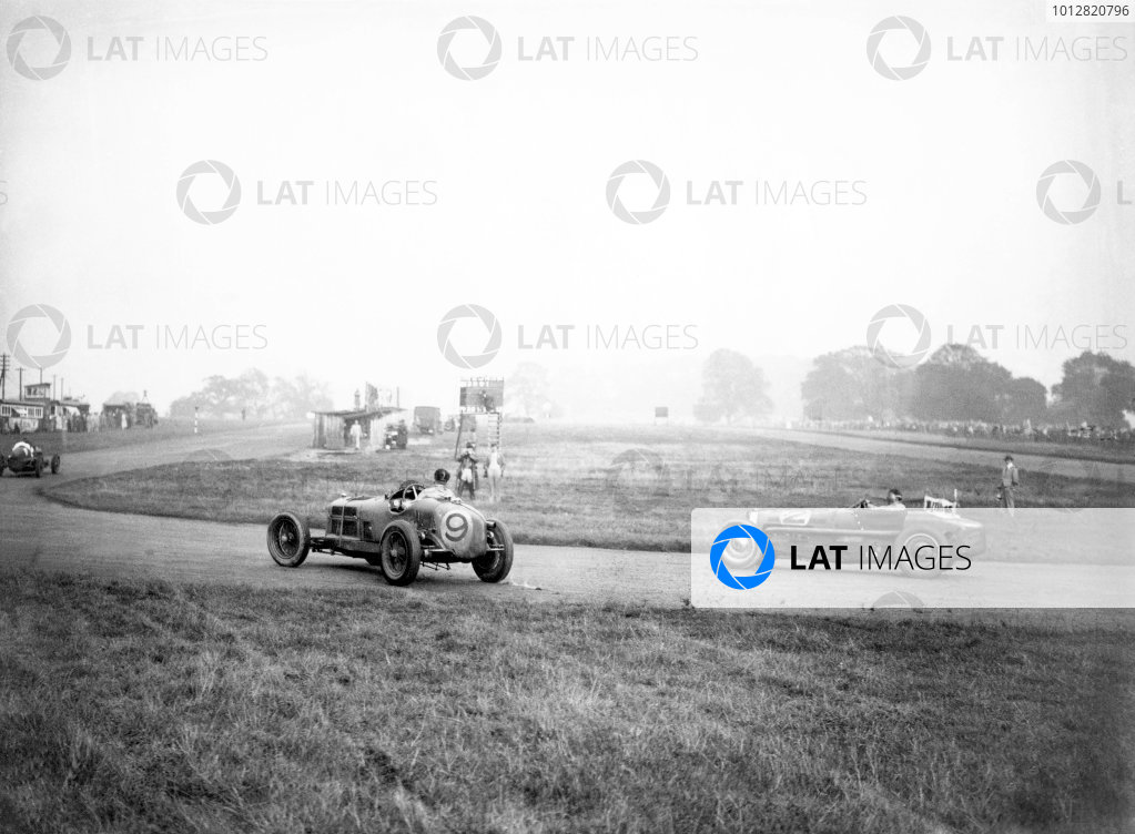 1935 Donington Grand Prix.