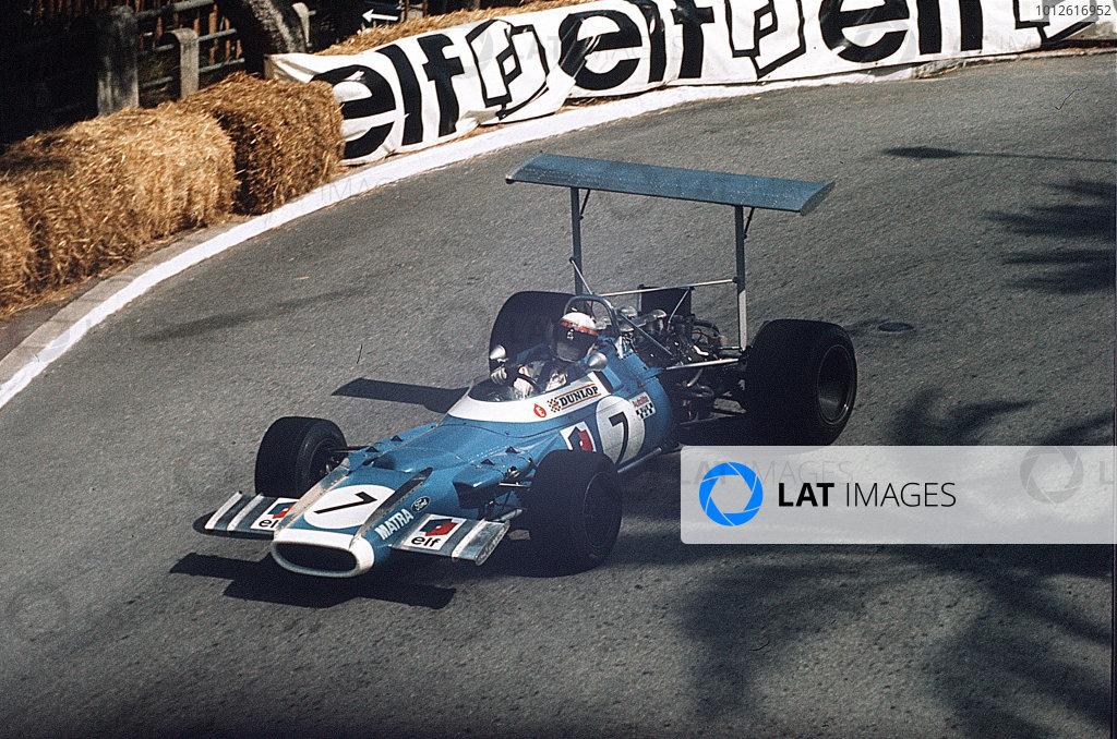 1969 Monaco Grand Prix.