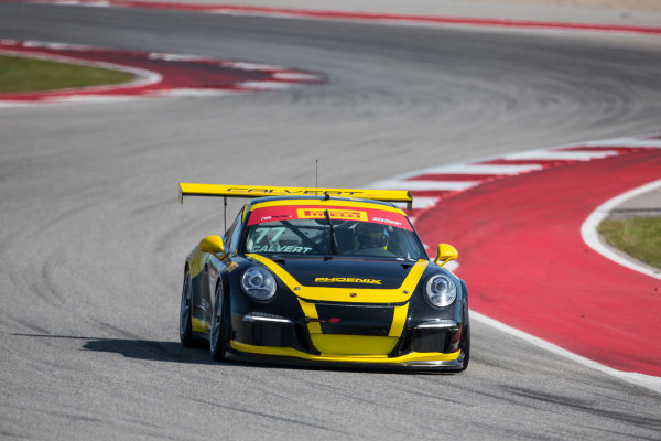 4-6 March, 2016, Austin, Texas USA #77 Porsche Preston Calvert ?2016, Brian Cleary LAT Photo USA