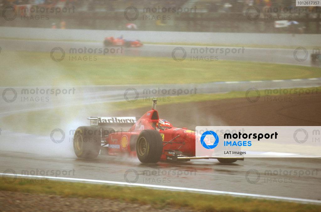 1996 Spanish Grand Prix.