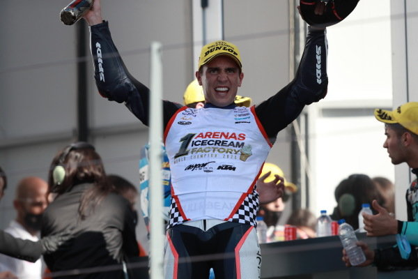Albert Arenas, Aspar Team.