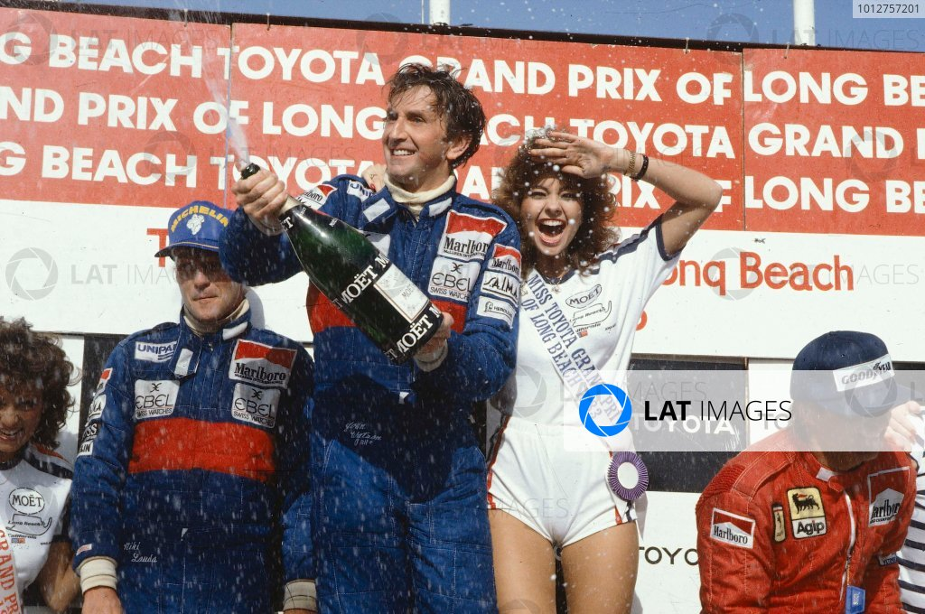1983 United States Grand Prix West.