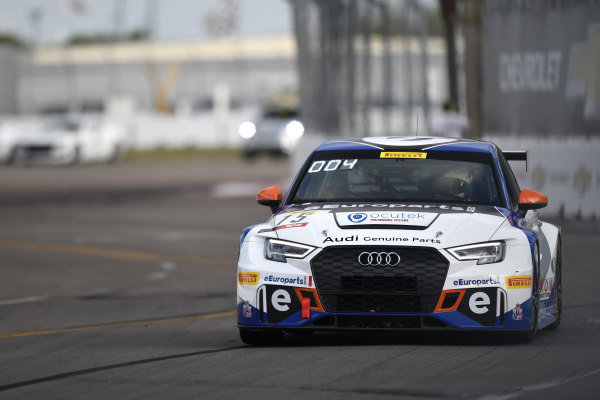Bryan Putt, eEuroparts.com ROWE Racing Audi Sport RS3 LMS (DSG)